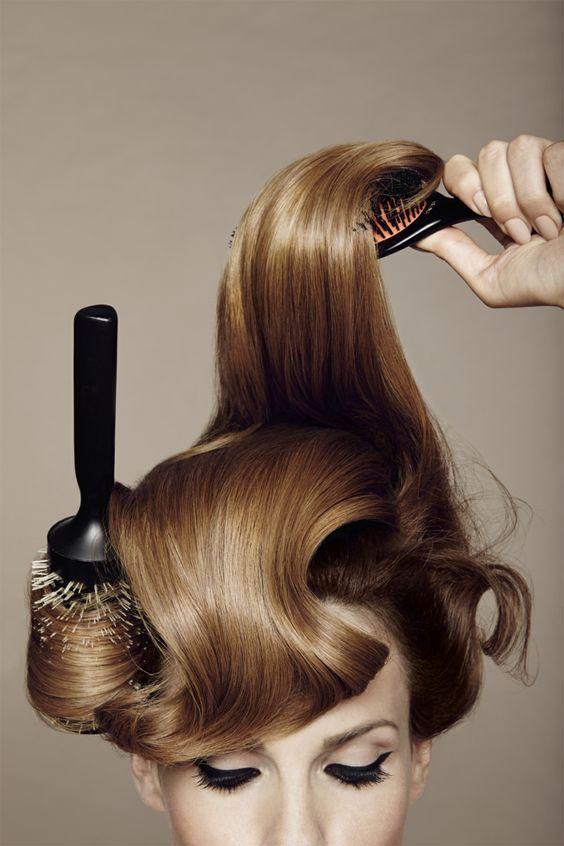 haarpflege haarferben trends moderne frisuren