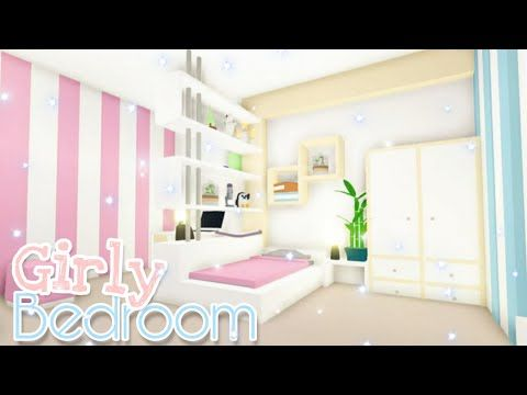 Girly Bedroom Adopt Me Speed Build Youtube Girly Bedroom Cool House Designs Cloud Bedroom