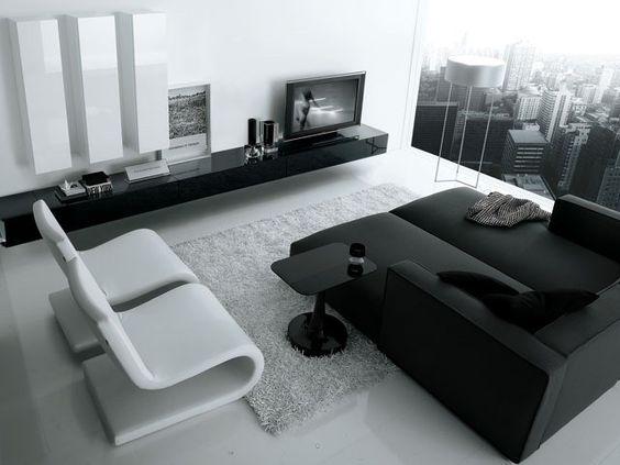 C mo arreglar los muebles en una peque a sala de estar for Muebles para piezas pequenas
