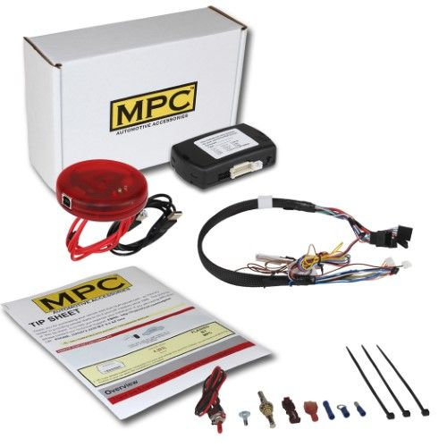 Complete Factory Remote Activated Remote Start Kit For 2015 2016