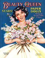 Beauty Queen STARS! - B- Girl-w-Flowers on Cover