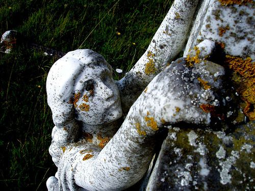 Carisbrooke Cemetery 18 by Auntie P, via Flickr
