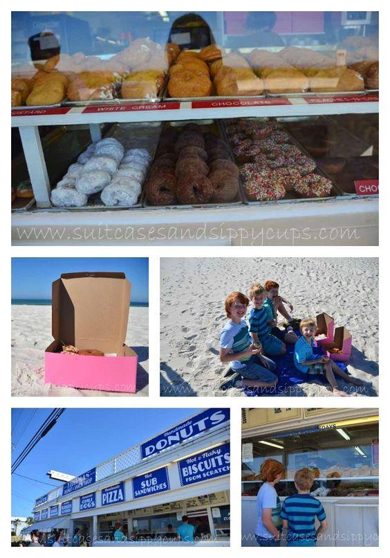 Thomas' Donuts Panama City Beach