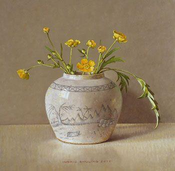 Boterbloemetjes 2010 (20 x 20 cm):