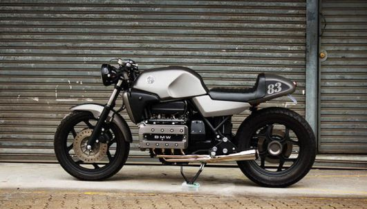 BMW K100 Cafe Racer - Flying Brick