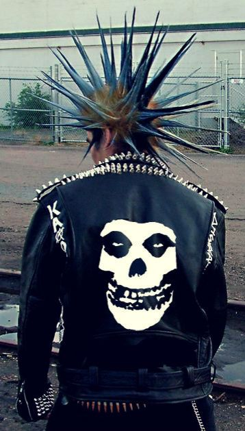 How are you not going to like the misfits jacket? my thoughts exactly