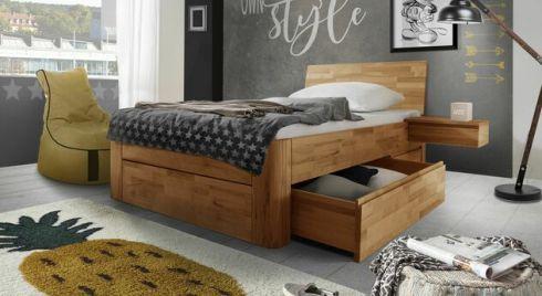 Schubkasten Einzelbett Zarbo Bett Einzelbett Und Bettgrossen
