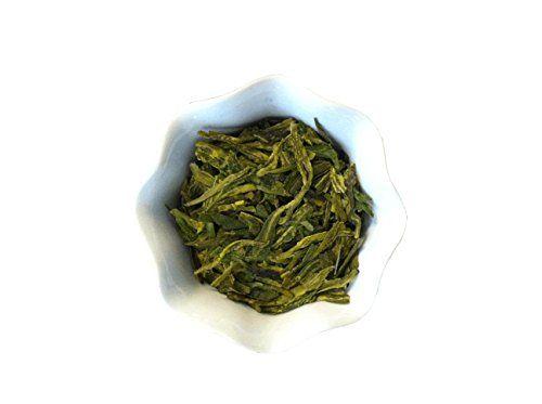 Organic Dragonwell ï¼ é¾™äº•ï¼‰ Green Tea Leaf, Grade Regular, Year 2016 Crop Check out the image by visiting the link.