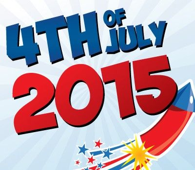 4th of july observed 2015