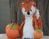 fox pinata