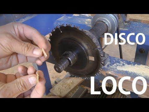 Tecnica Del Disco Loco Carpinteria Luis Lovon Youtube En 2019 Carpinteria Sierra De Banco Y Tecnicas De Carpinteria