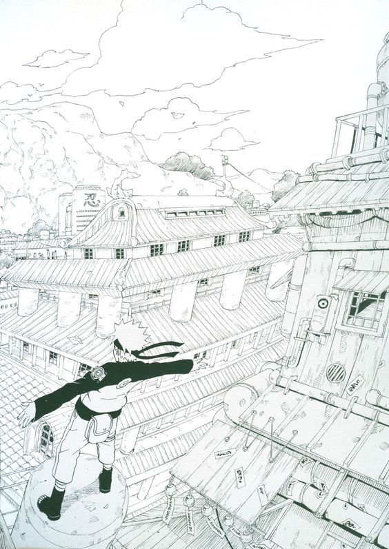 Naruto Uzumaki Art Book 2 - 105