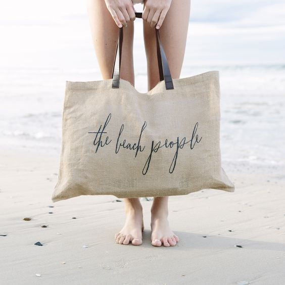 Original Jute Bag | The Beach People