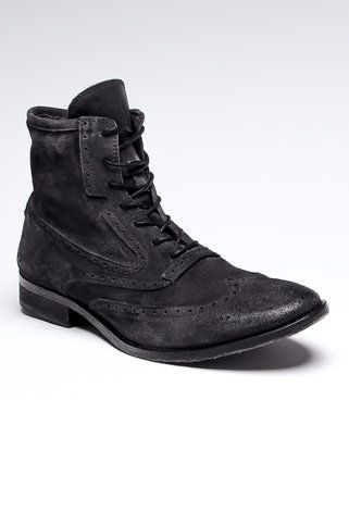 Distressed Boots / Rogue Platon