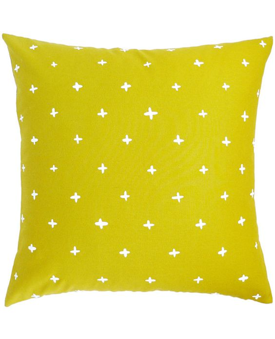 Modern Gold Pillows : Gold Plus Pillow - 18.5