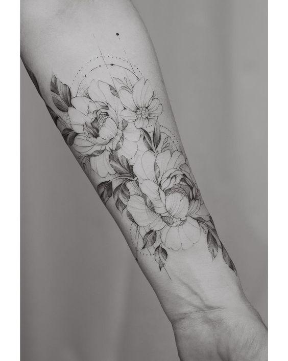 34+ Tatouage sur avant bras femme ideas in 2021