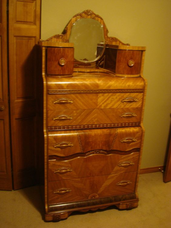 Large Dresser, Dresser Vanity And Bedroom Sets On Pinterest