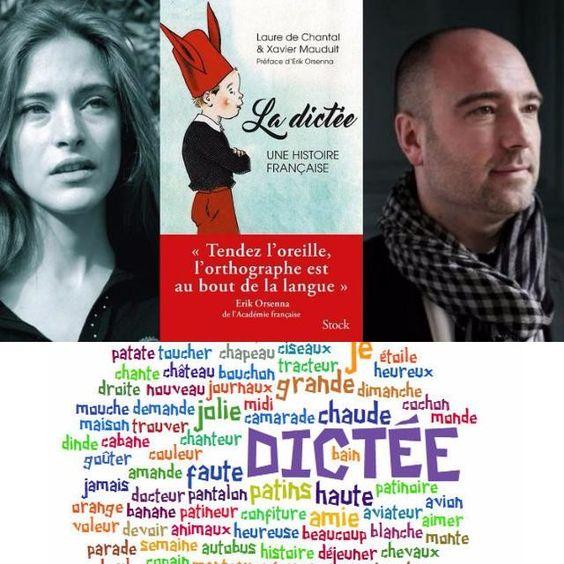 Pourquoi la dictée est une passion française   Pourquoi la dictée est  une passion française  Cliquez sur l'image pour lire l'article complet dans Le Figaro  via Instagram http://ift.tt/2ijV6OH  A la une