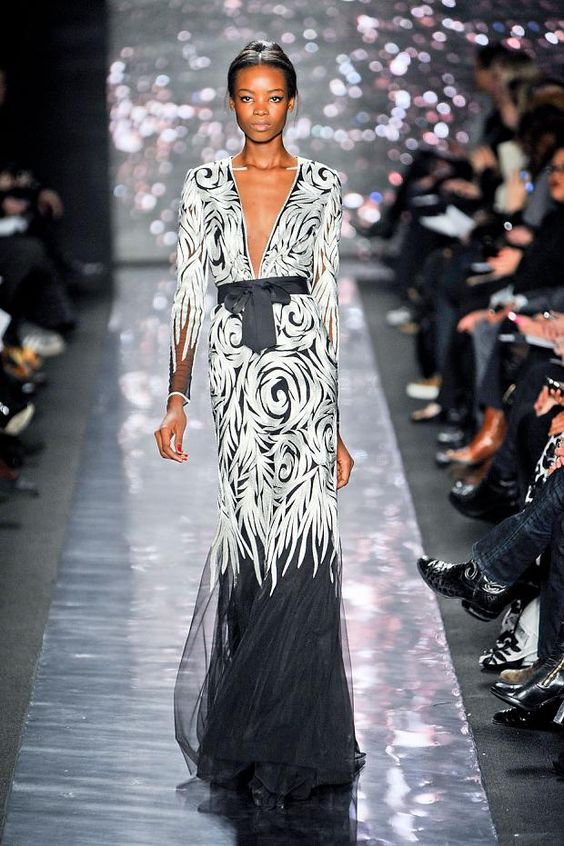 Naeem Khan Autumn (Fall) / Winter 2012