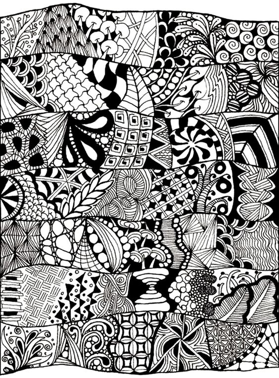 zen coloring pages to print - photo#40