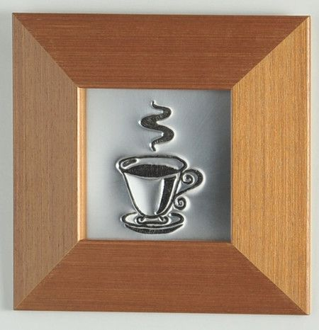 Quadro Cozinha - Café no Bule 2 #quadro #decoracao #gourmet #cozinha #parede #wall #decoration #lojaonline #topquadros #inspiracao #naparede #alimentos #cheff #decora #home #decor