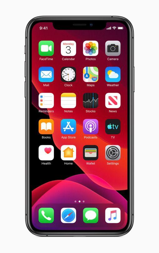 Fr Daily News Apple Presente Ios 13 Appli Iphone Rangement Iphone Ios