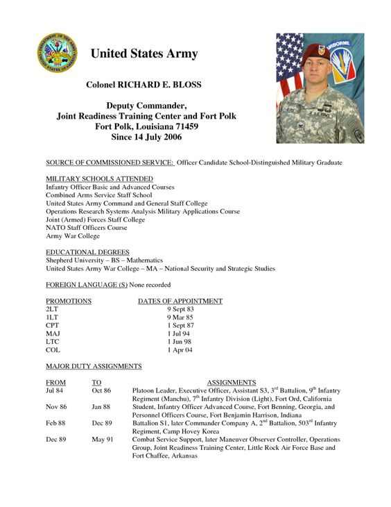 Army Resume resume for army reserve army reserve on resume blake austin dobbs w health care specialist resume example us army reserve fall 12 Army Resume Samples Riez Sample Resumes