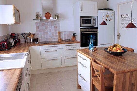 La cuisine cuisine les et interieur - Amenagement tiroir cuisine ikea ...