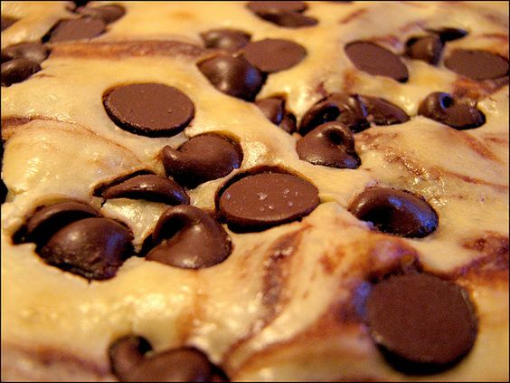 Chocolate Chip Cookie Dough. Mmm.