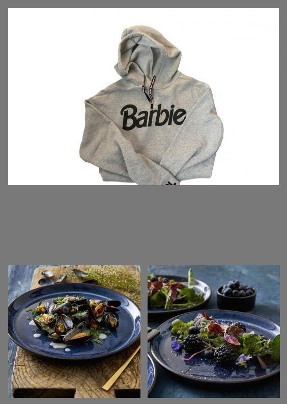 Gastro Dinner Plate Dark Blue In 2020