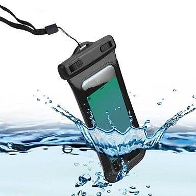 vormor® universal bolsa de mergulho de água para iPhone 4 / 4s / 5 / 5c / 5s / 6 / ar (cores sortidas) – BRL R$ 24,95