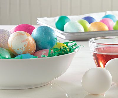 Easter Eggs 101: Cooked, Decorated & Delicious - Pampered Chef
