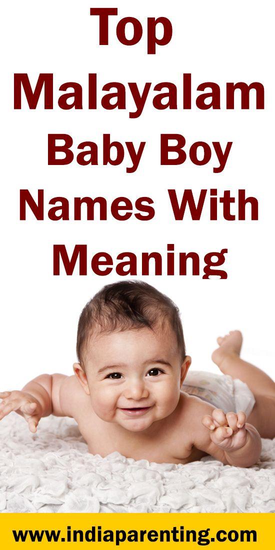 46+ Newborn baby boy unique names hindu malayalam ideas in 2021