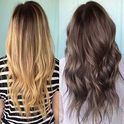 super cheap new product footwear Best Ashy Brown Hair Color 20 pics | Brown hair balayage ...