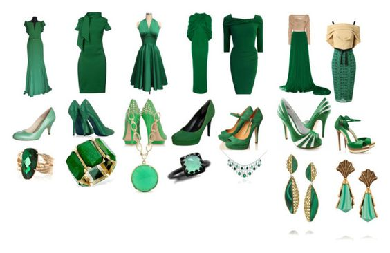 """green!"" by purdy-girly ❤ liked on Polyvore"