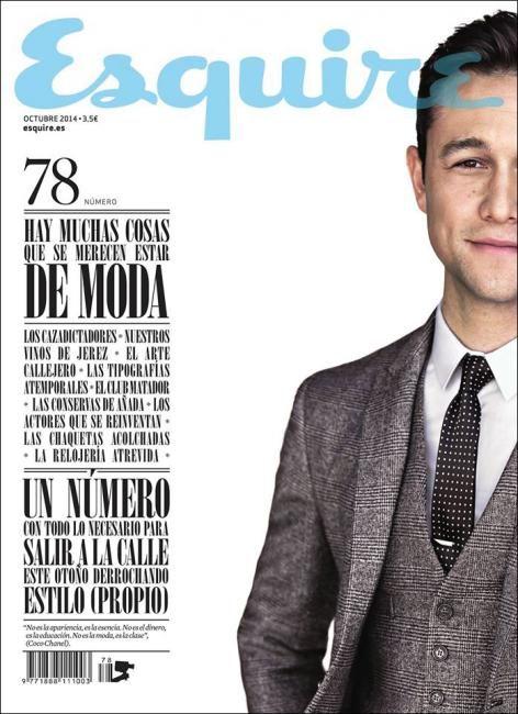 Esquire (Spain) - Coverjunkie.com