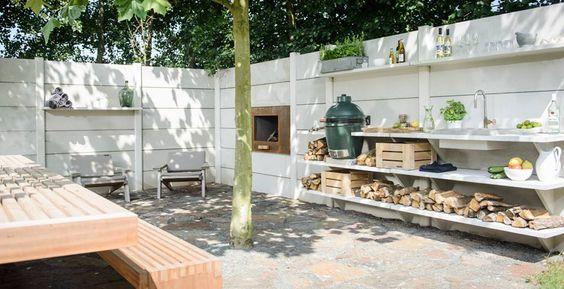 InDomo - NL Wie krijgt er instant zin in zomer bij het zien van deze mooie buitenkeuken?  https://www.facebook.com/indomo.belgie/photos/a.901395806561961.1073741830.901346616566880/907800292588179/?type=1