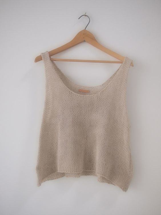 Knitting Pattern Baby Tank Top : Pinterest   The world s catalog of ideas