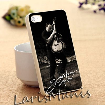 Bruce Springsteen American Finest Rockstar 002 - iPhone 4,4S,5,5S,5C, Case - Samsung Galaxy S3,S4,NOTE,Mini, Cover, Accessories,Gift