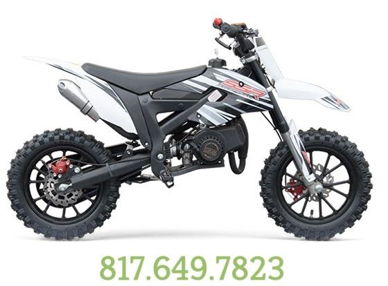 Ssr Motorsports Sx50 A 50 53cc Pit Bike Free Shipping Sale Price 419 00 In 2020 Pit Bike Dirt Bikes For Kids Pocket Bike