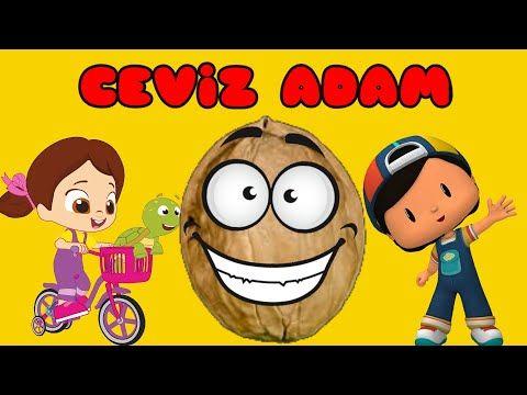 Ceviz Adam Pepee Ve Niloya Ile Eglenceli Animasyonlu Bebek Cocuk Sarkilari Nursery Rhymes Kids Youtube Sarkilar Bebek Ayi