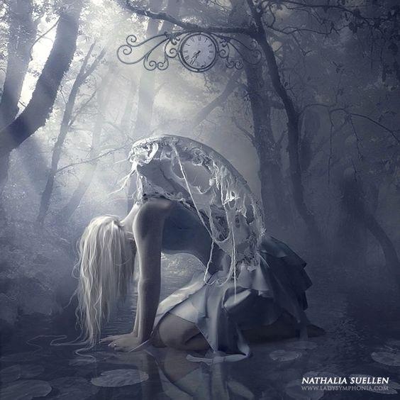 beautiful horror photography | Nathalia Suellen Digital Artist | The Dark Fantasy Art of Nathalia ...