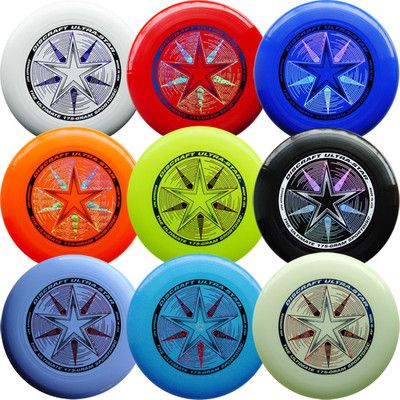 Discraft Ultra-Stars Ultimate Frisbees DONT FORGET ONE OF EVERYCOLOR  Kyle...would be so happy :)