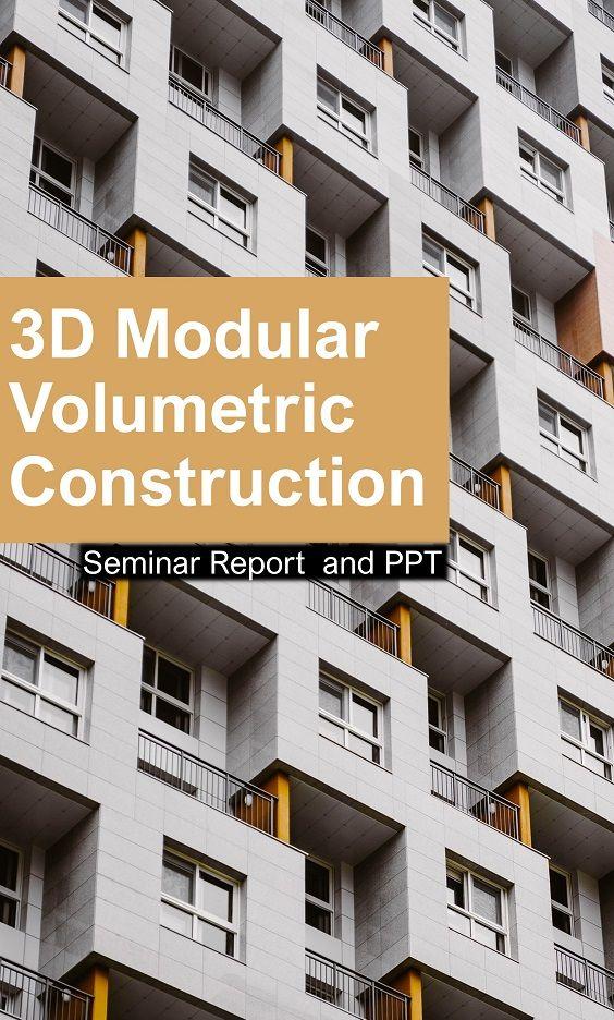 3d Modular Volumetric Construction Ppt In 2020 Properties Of