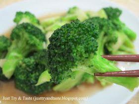 Resep Tumis Brokoli Bawang Putih Brokoli Tumis Masakan Simpel