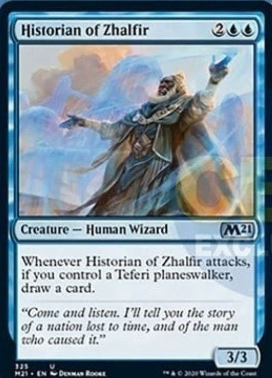 Ancestralgames Spoilers Mtgm21 Mtgn In 2020 Magic The Gathering Mtg Historian