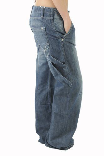 Baggy Jeans For Women Bbg Clothing