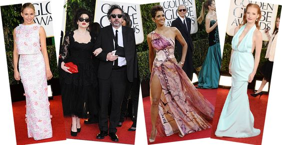 Haute on the Spot: Style: Golden Globes Best & Worst Dressed