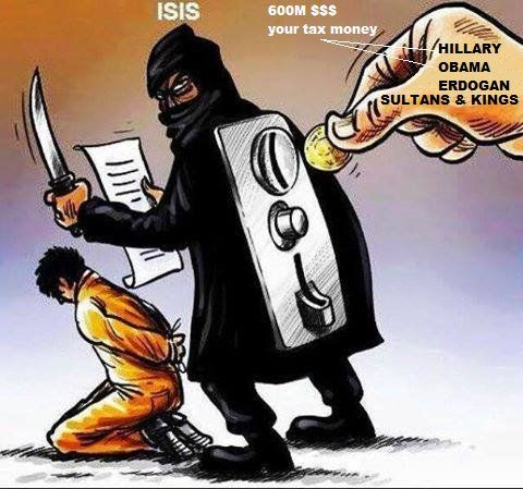 Now this is exactly what I believe Isis and Moslems to do be, government paid terrorists shills, not typical alah loving Muslim's.: