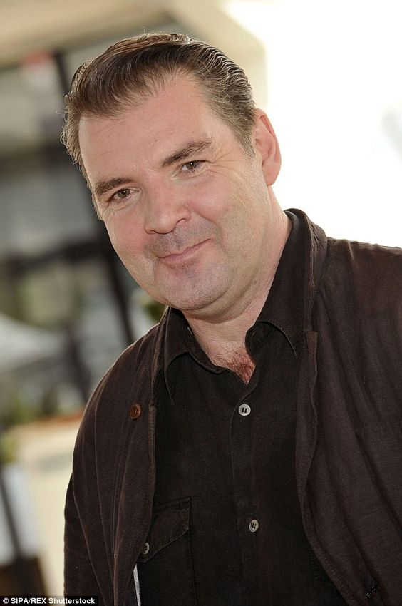 Brendan Coyle - Dail Mail online article